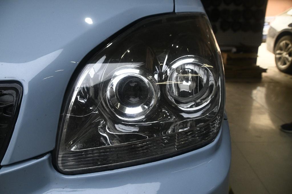 改氙气灯价格_铃木北斗星升级LED双光透镜|铃木改灯|武汉车灯升级改装专家