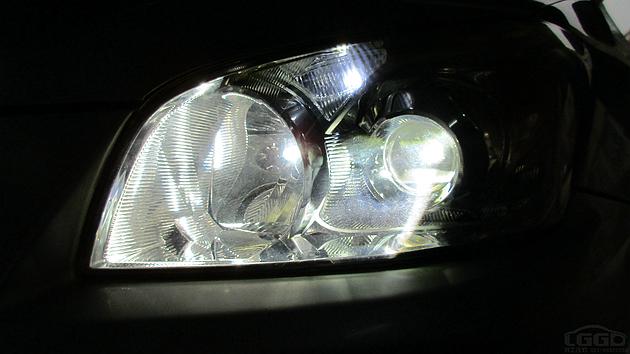 丰田RAV4改氙灯透镜