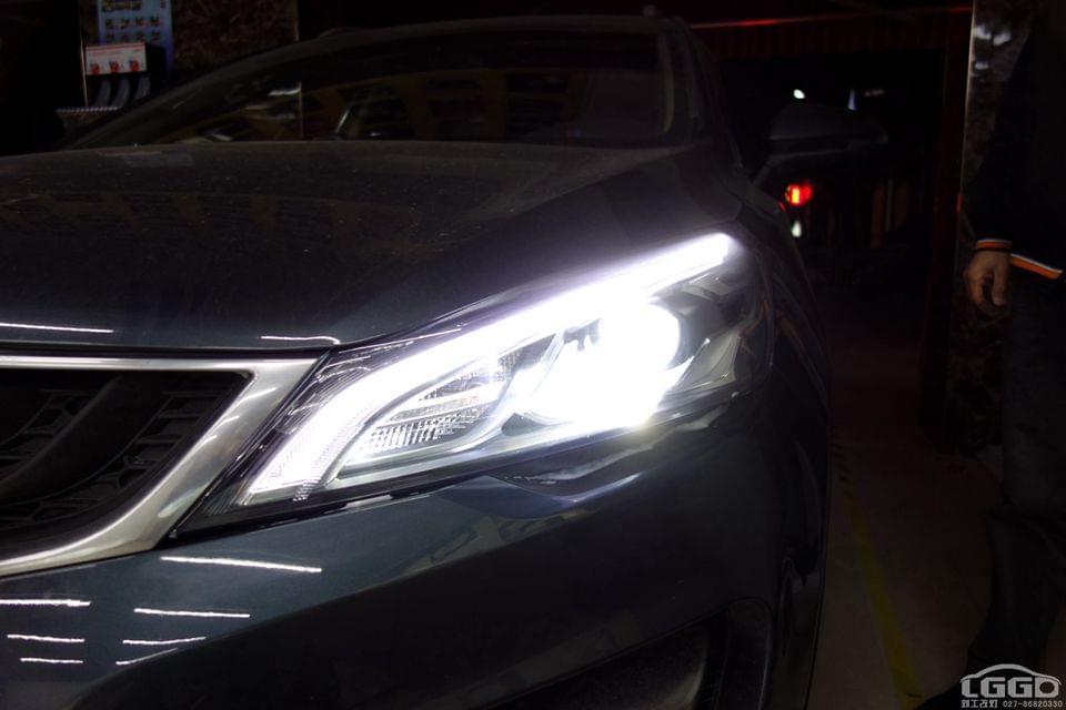 帝豪GS改GTR-LED双光透镜