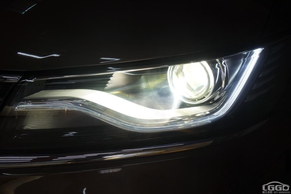 RX5改灯