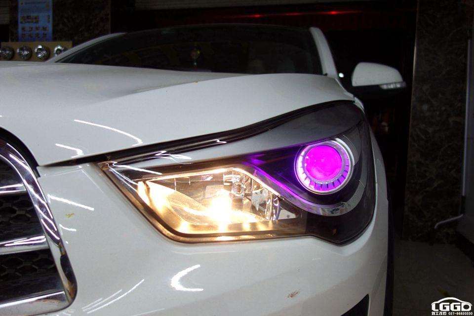海马S5改灯