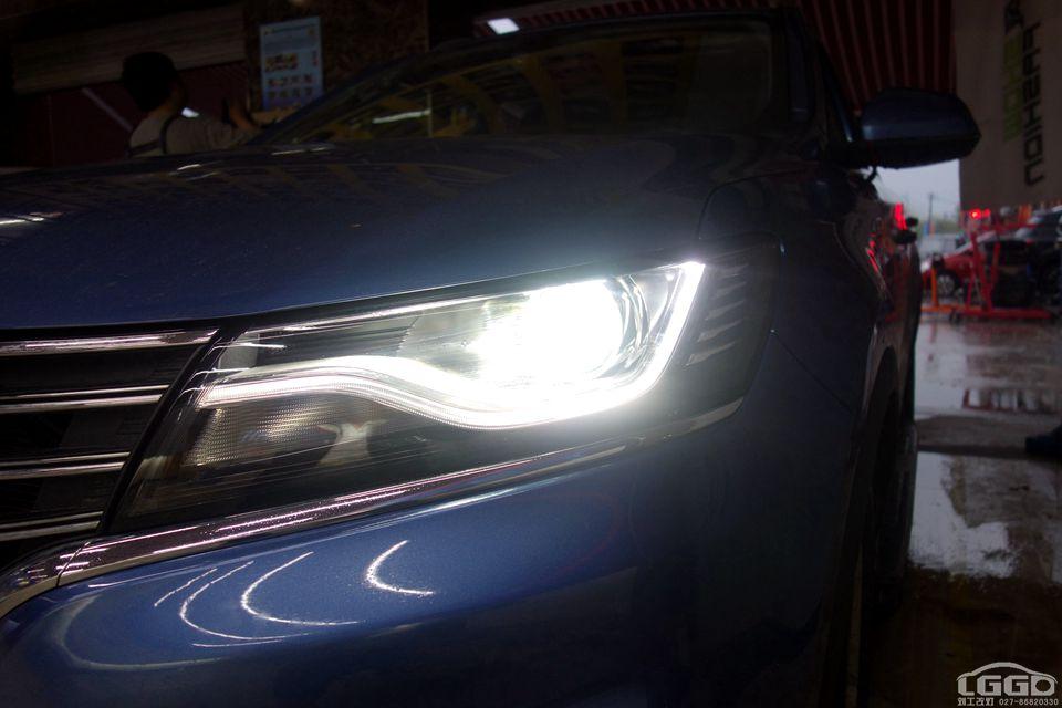 荣威RX5改阿帕2H套装