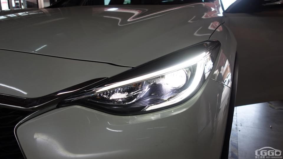 英菲尼迪QX30改LED双光透镜