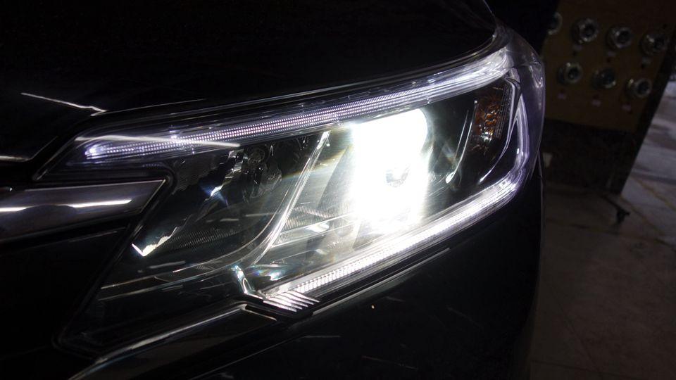 本田CRV改德国进口全新海拉5套装