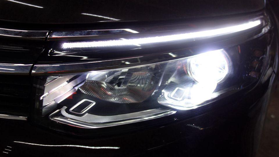 雪铁龙新C5 LED大灯改装怎么样?