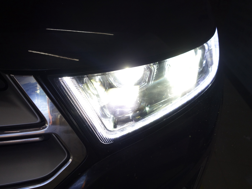 福特锐界改阿帕V1-LED4透镜