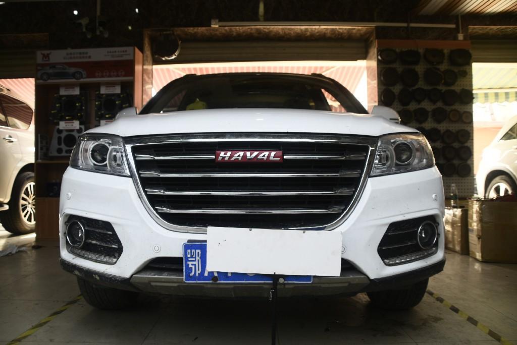 哈弗H6升级LED双光透镜